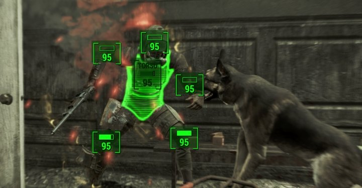 Crippling limbs is much more useful on Survival Difficulty in Fallout 4
