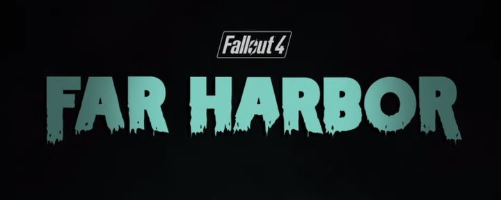 Fallout 4 Far Harbor DLC Logo