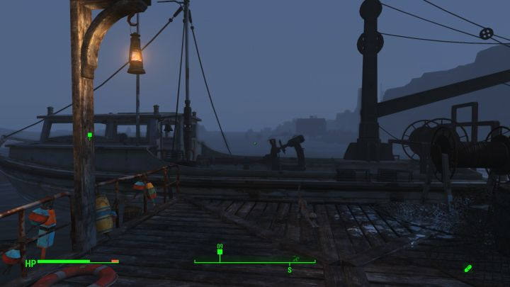 This boat is how you get to Far Harbor