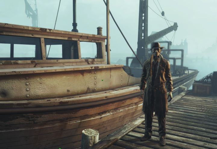 Should you take Nick Valentine to Far Harbor? Is there anything special