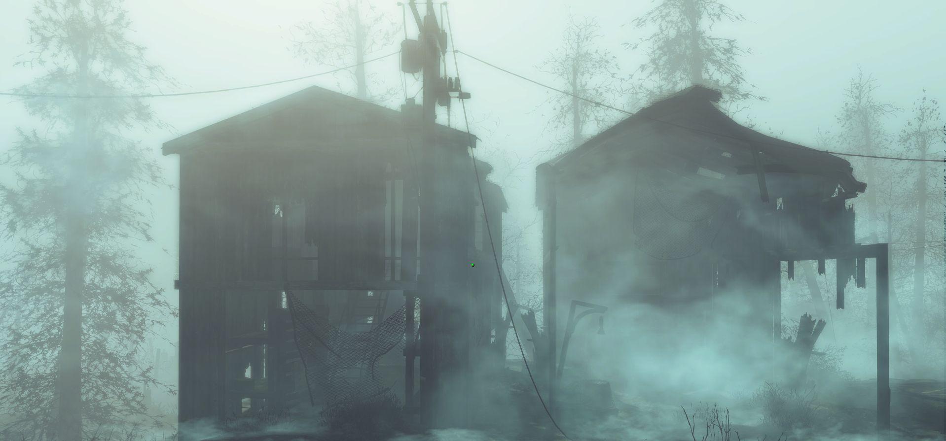 Fallout 4 Far Harbor: Finding a Hidden Area (Cranberry Island)