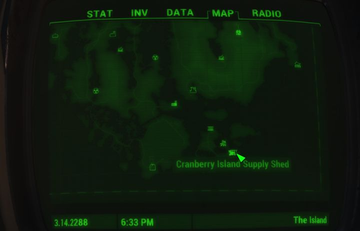 map of cranberry island location fallout 4 far harbor finding a hidden area (cranberry island) fallout 4 fuse box lid at panicattacktreatment.co