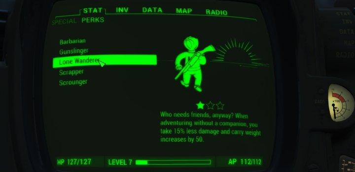 Fallout 4: Leveling System - XP, Perks & Health on Level