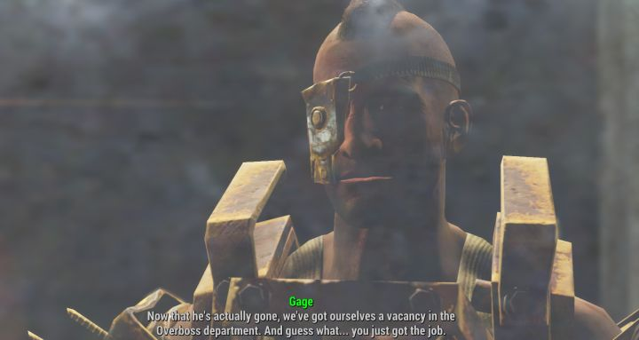 Becoming the Overboss of the Raiders in Fallout 4 Nuka World