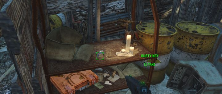 How to get past the radiation room in Fallout 4 Nuka World