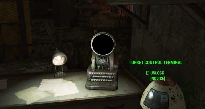 The Turret Trap in Nuka World