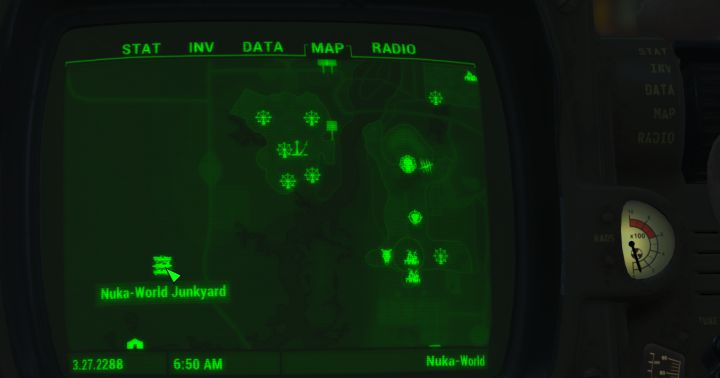 Scav Magazine Issue Number Two Location in Nuka World