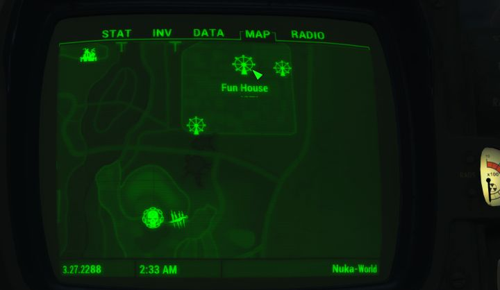 Fallout 4 Scav Magazine Issue Number Three Location in Nuka World