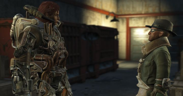 Should you inform the Brotherhood of Steel during the Mass Fusion quest in Fallout 4