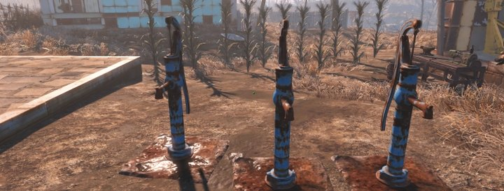Regular water pumps in Fallout 4