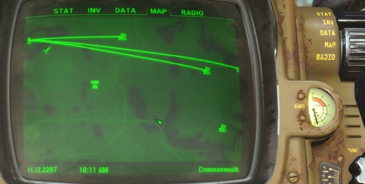 Connecting Settlements via Supply Lines in Fallout 4