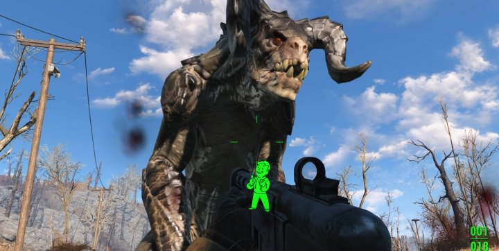 With wasteland whisperer, you can pacify deathclaws once you pass their level.