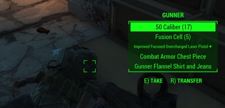 Scrounger helps you find more ammo on corpses and in containers.